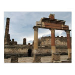 Pompeii - Remaining columns of the Arcade Post Cards
