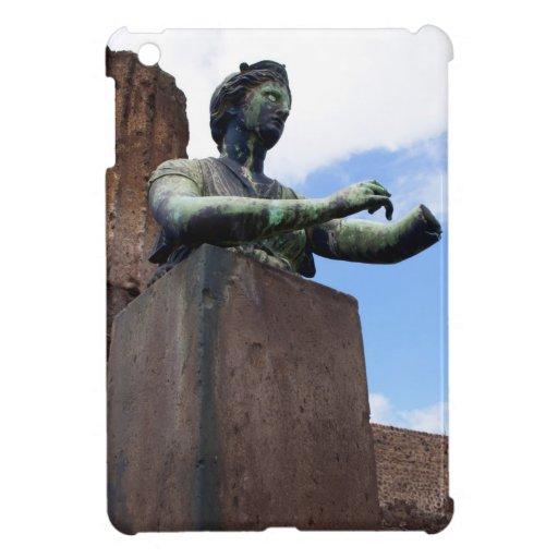 Pompeii Statue iPad Mini Cover