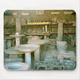 Pompeii, Store room for artefacts Mouse Pad