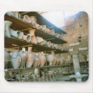 Pompeii, Store room for pottery Mouse Pad