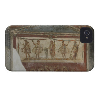 Pompeii Treasures custom Blackberry case