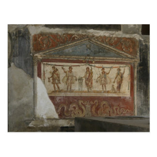 Pompeii Treasures custom postcard