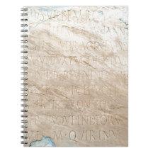 Pompeii Writing 2 Note Book