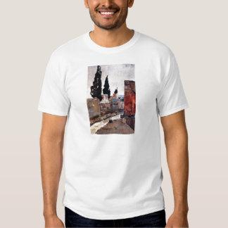 Pompey. Street. by Vasily Surikov T-shirt