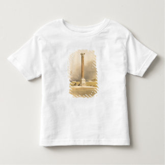"""Pompey's Pillar, Alexandria, from """"Egypt and Nubia Toddler T-Shirt"""
