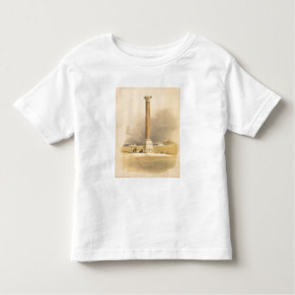 "Pompey's Pillar, Alexandria, from ""Egypt and Nubia Toddler T-Shirt"
