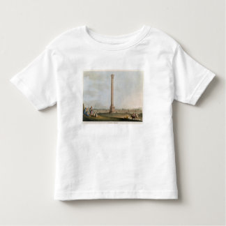 Pompey's Pillar, plate 14 from 'Views in Egypt', e Tee Shirt