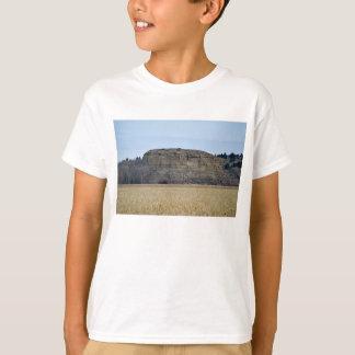 Pompeys Pillar Rock T-shirts