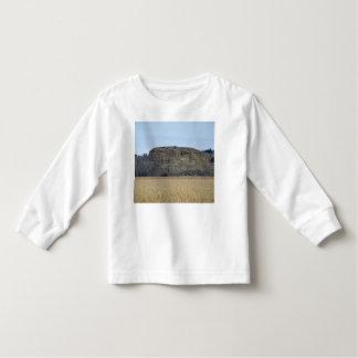 Pompeys Pillar Rock Toddler T-Shirt