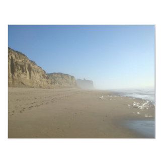 Pomponio State Beach Landscape Card
