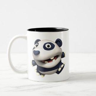 Pon Pon Two-Tone Coffee Mug