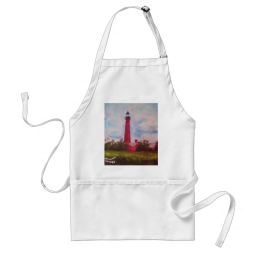Ponce Inlet Lighthouse Apron