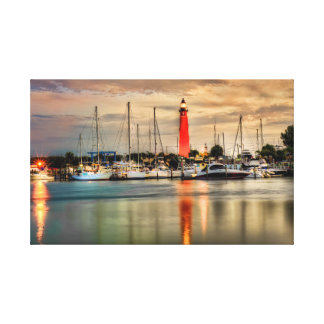 Ponce Inlet Lighthouse Canvas Print