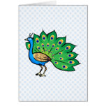 Ponce Peacock Cards