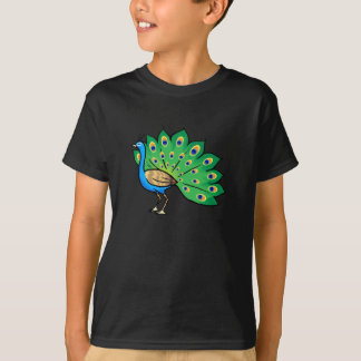Ponce Peacock T-Shirt