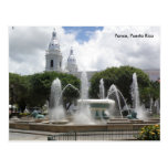ponceplaza (3), Ponce, Puerto Rico Post Card