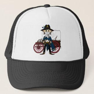 Poncho Cowboy Sheriff Cap