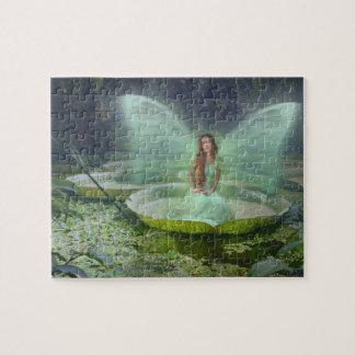 Pond Fairy Jigsaw Puzzle