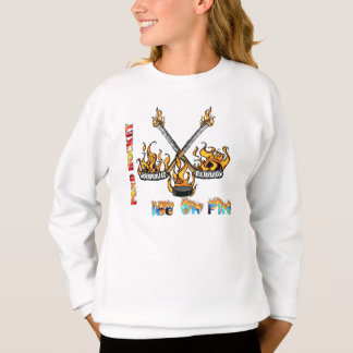 "Pond Hockey ""Ice On Fire"" Sweatshirt"
