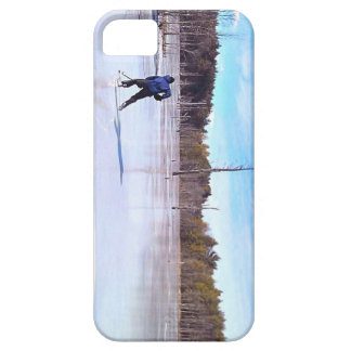 Pond Hockey iPhone 5 Cover
