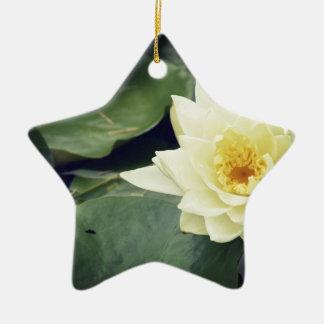 Pond Lily Christmas Ornament