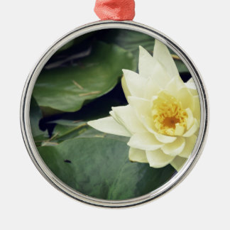 Pond Lily Christmas Ornament