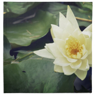Pond Lily Napkin