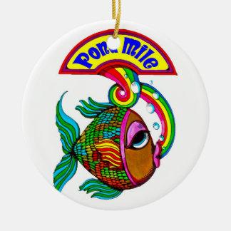 Pond Mile Fish Ornament