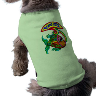 Pond Mile for Puppies Shirt