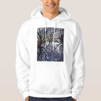 Pond Reflections 2009 Hoodie