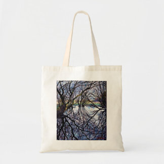 Pond Reflections 2009 Tote Bag