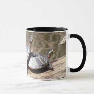 Pond Turtles Mug