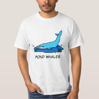Pond Whales T-Shirt