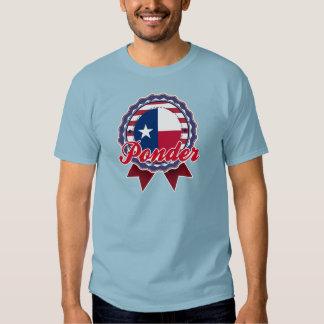 Ponder, TX Tshirt