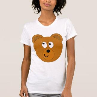 Pondering Bear on T-shirt