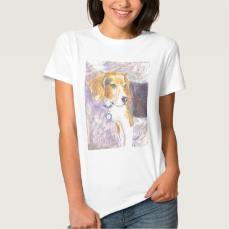 Pondering Pup T-shirts