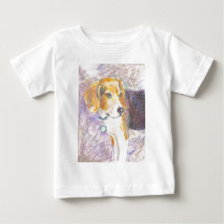 Pondering Pup Tee Shirts