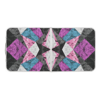 Pong Table Marble Geometric Background G438