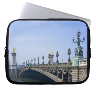 Pont Alexandre-III Bridge Laptop Sleeve