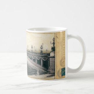Pont Alexandre III Bridge, Paris Basic White Mug
