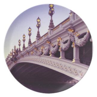 Pont Alexandre IIi Dinner Plate