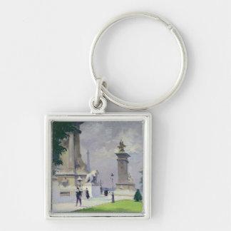Pont Alexandre III, Paris Key Chains