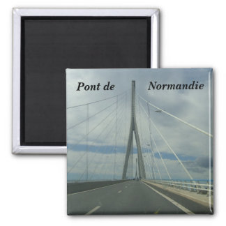 Pont de Normandie - Magnet