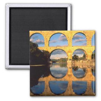 Pont du Gard, Gardon River, Gard, Languedoc, Fridge Magnets