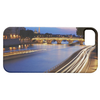 'Pont Louis Philippe' bridge and Eiffel Barely There iPhone 5 Case