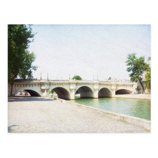 Pont Neuf (Paris) Postcard