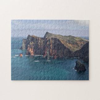 Ponta de São Lourenço, Madeira, Portugal Jigsaw Puzzle