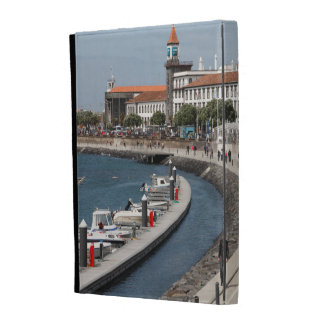 Ponta Delgada, Azores iPad Folio Case