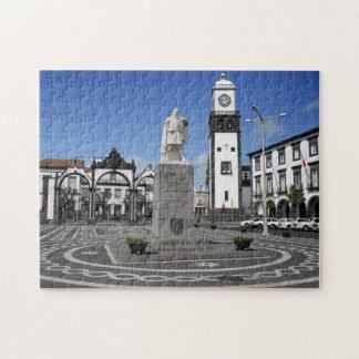 Ponta Delgada, Azores Jigsaw Puzzle