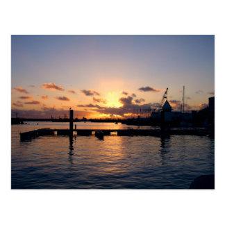 Ponta Delgada - Marine Postcard